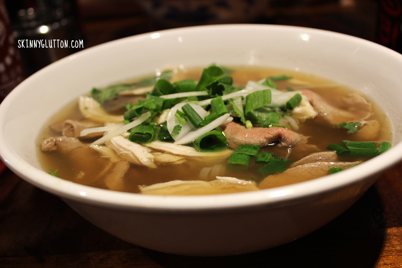 Chicken and Beef Pho