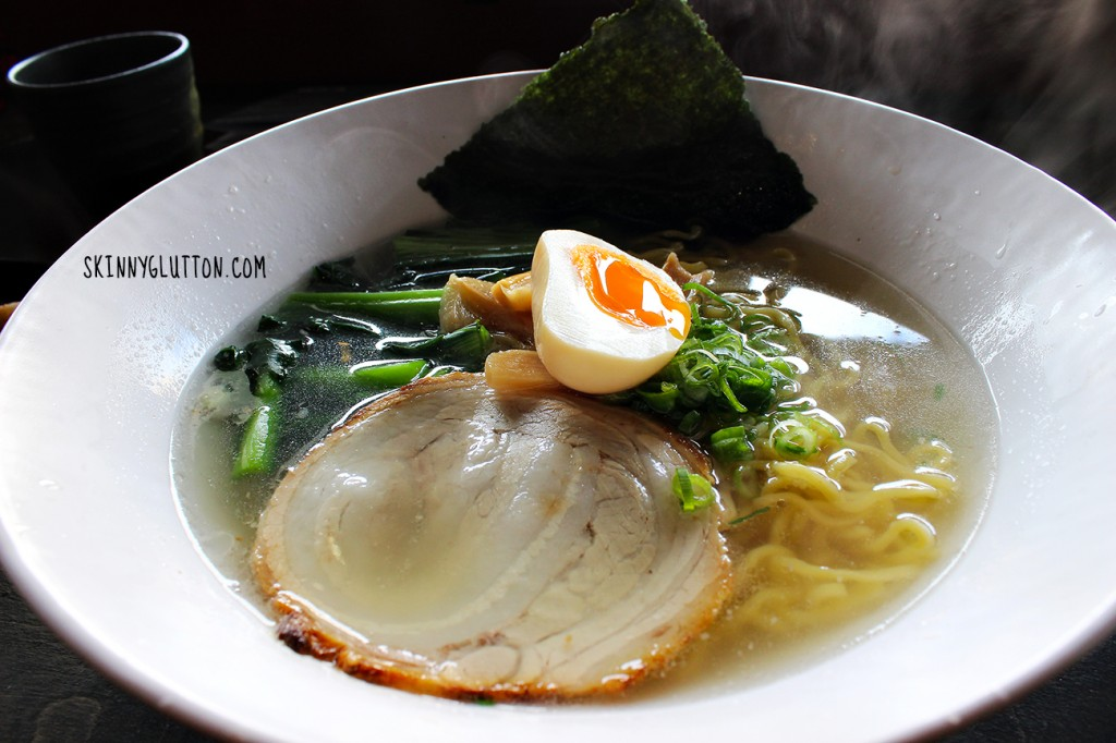 Shinzuku_lunch ramen